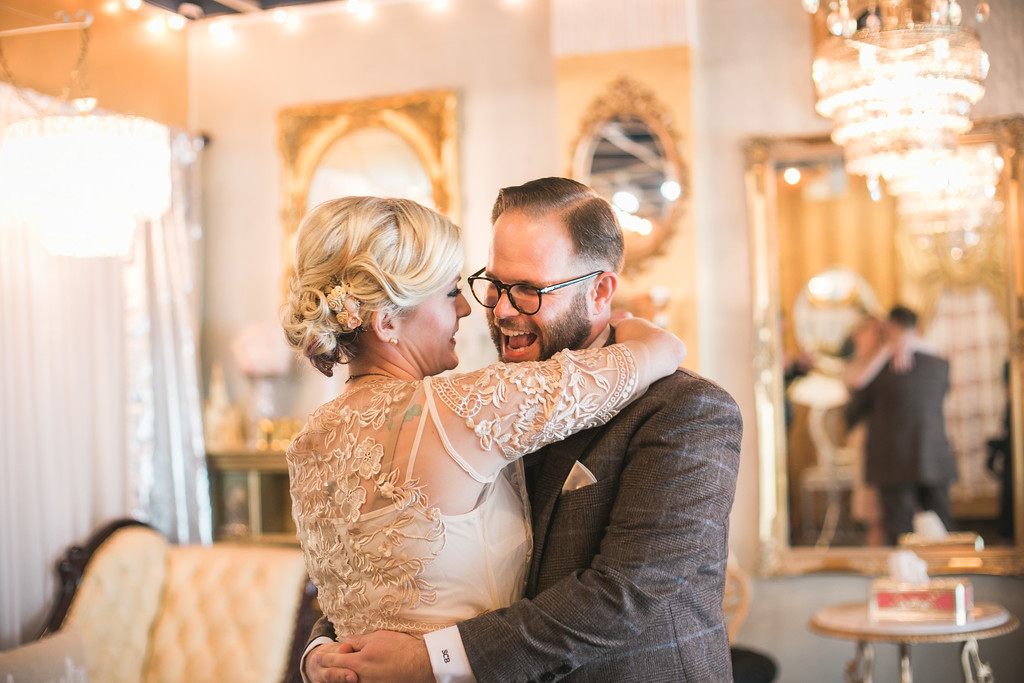 elopement vow renewal in Nashville