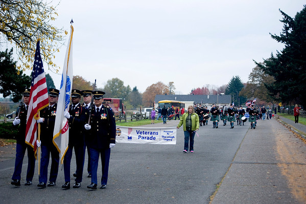 vetrans Parade 2013