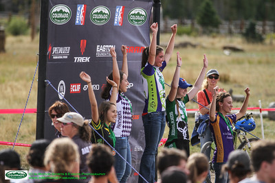 2014 Race 1 - Snow Mtn Ranch Stampede, Podium