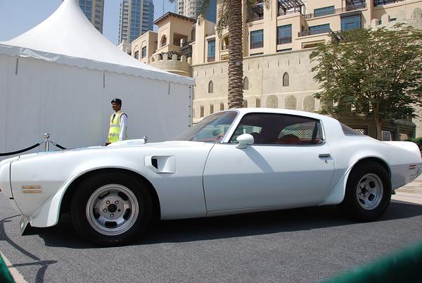 Dubai Classic Car Show 2010