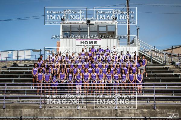 2019 Ridge View Track Team and Individuals