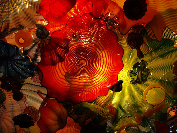 Chihuly at the De Young