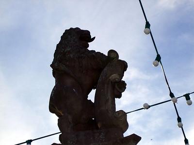 Sculptures de partout