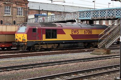 Doncaster Station  23/02/11
