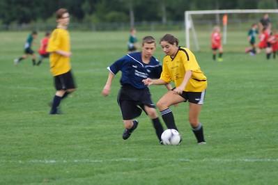 Emily Riess Soccer 2017