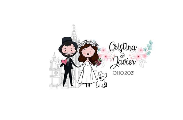 Cristina & Javier - 1 octubre 2021