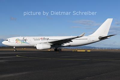 2021-03-12 I Fly Airbus A330 @ VIE