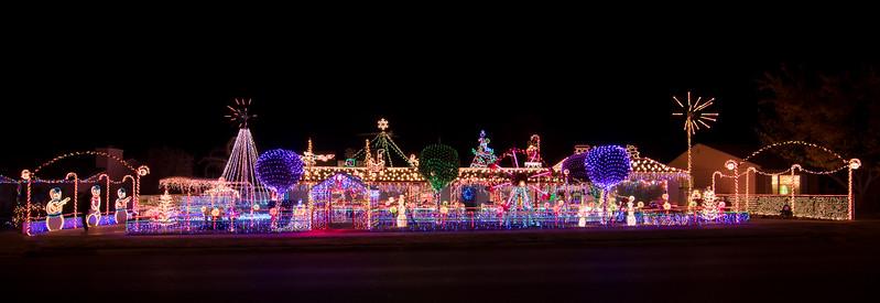 Boulder City Christmas House