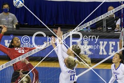 AL Volleyball @ UK 3.24.2021