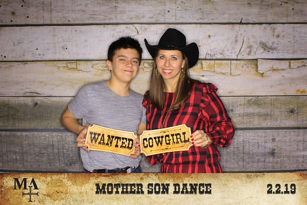 "Marmion Academy ""Mother Son Dance 2019"""