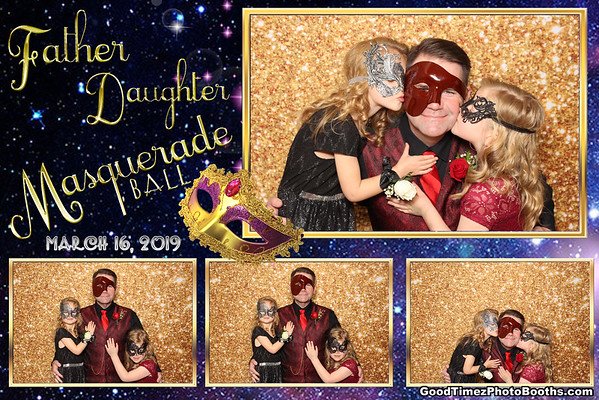 Father Daughter 2019