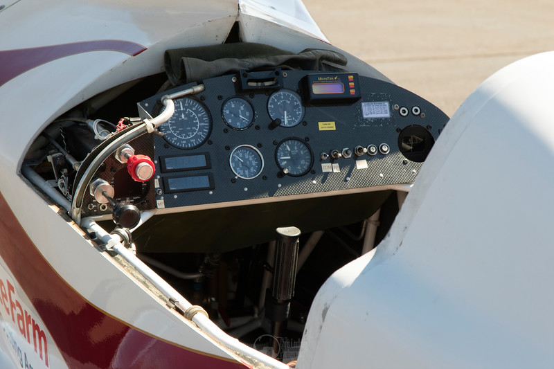 Phantom, Race 62, Instrument Panel