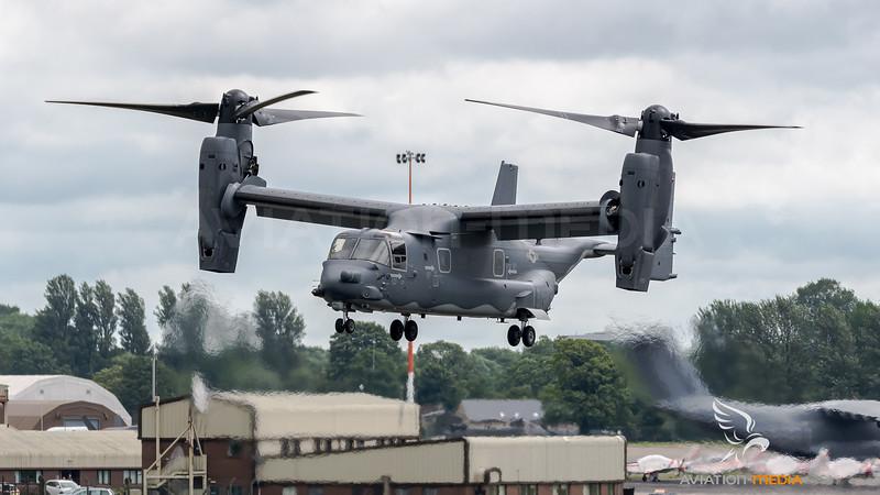 US Air Force 352nd SOW / Boeing CV-22B Osprey / 12-0064