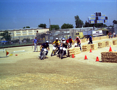 1974 - August w/ Yamaha Gold Cup Qualifier