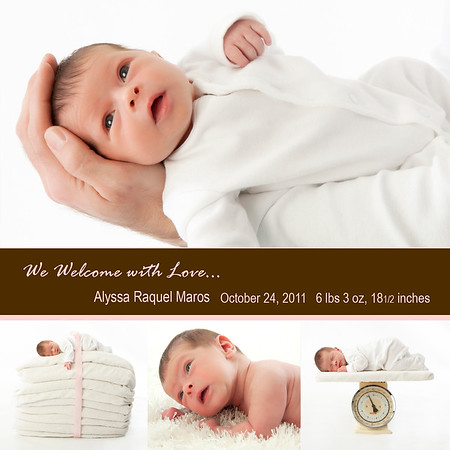 Images from folder Birth Announcements