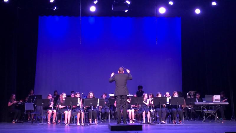 7th Grade Band