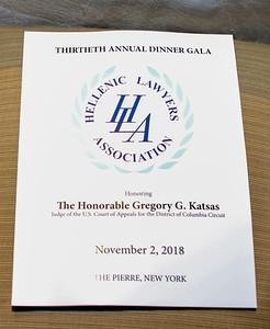 2018 HLA Gala