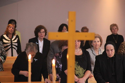 Elevation of the Holy Cross Liturgy 2012