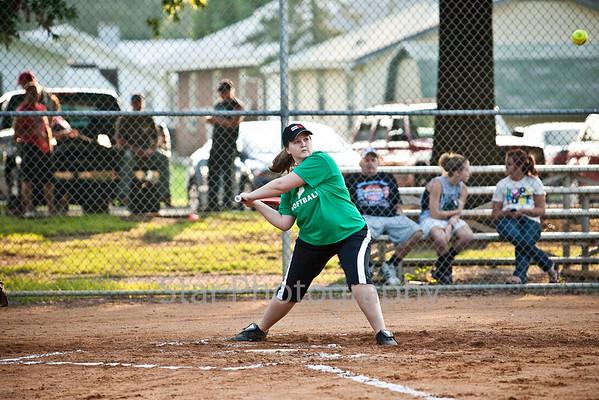 Co-Ed Softball  08-06-09