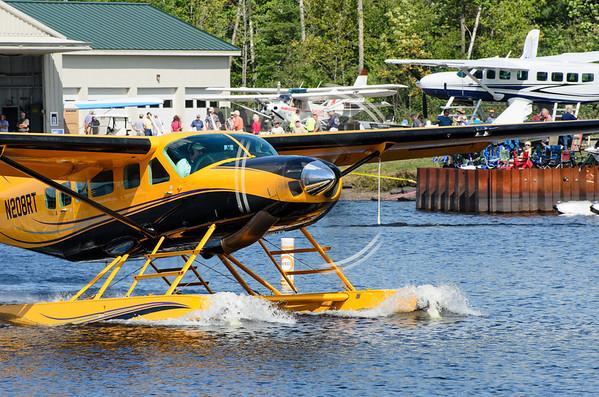 Greenville Seaplane Fly-In 2012