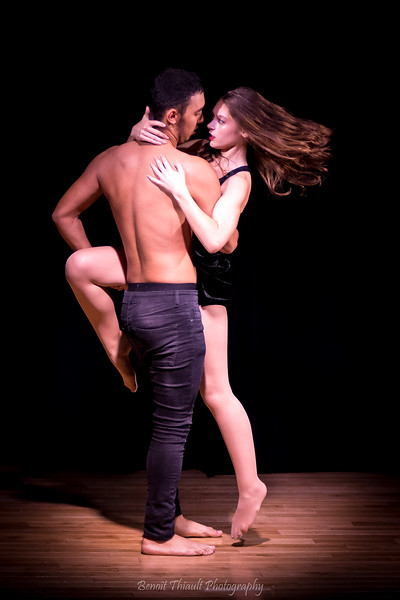 Arts Monise - Danse d'ouverture