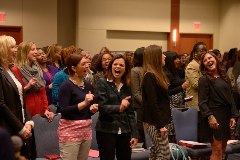 Ladies of The Alliance enjoying the seminar