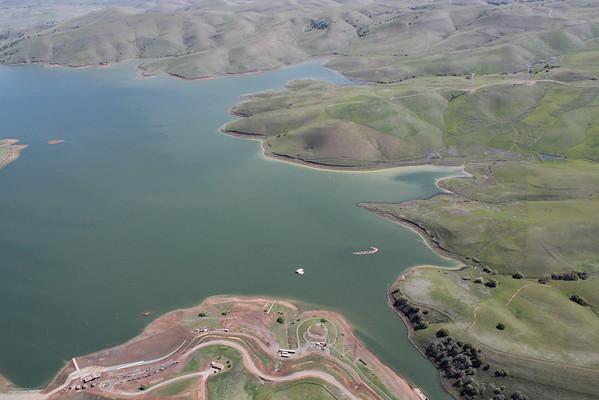 4-1-2012 Los Vaqueros Reservoir