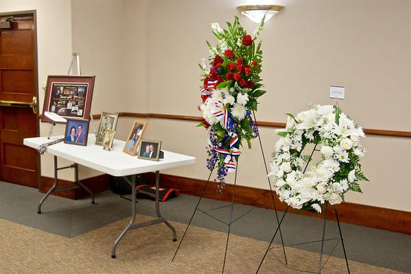R L Kaiser Funeral