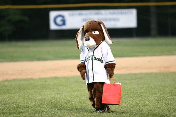 vs. Youse's Orioles, Povich Field, 7/8/06: Fans, Fun, Family....