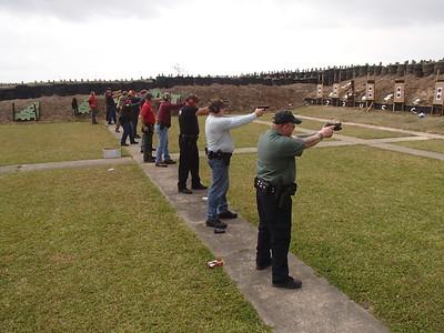 BCSO RO Firearms Training