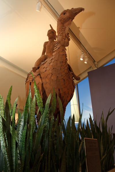 Wild Turkey Statue