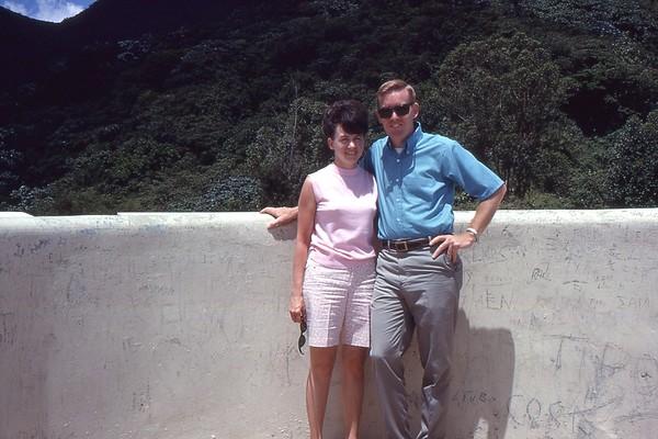 1969 Mom and Dad Puerto Rico