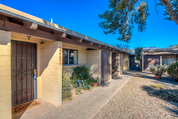 For Sale 2852 N. Beverly Ave., Tucson, AZ 85712
