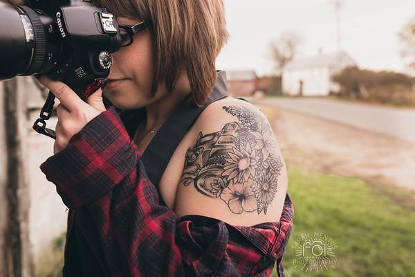 Mariah LaVache Tattoo