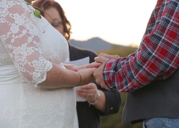 Benton Wedding
