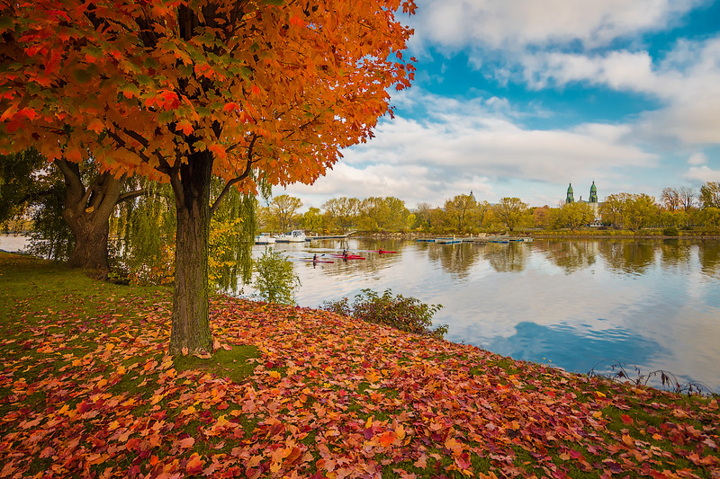 Travel Photography Blog - Canada. Quebec. Montreal. Lachine