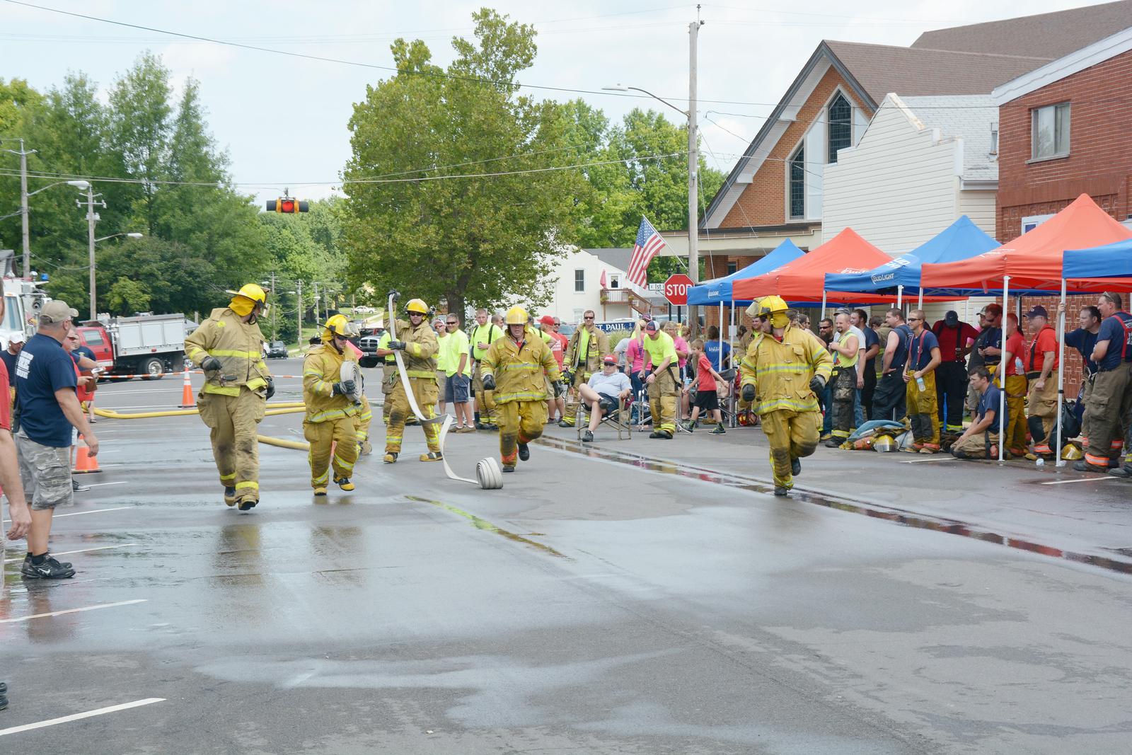 Bicentennial Firemen's Muster