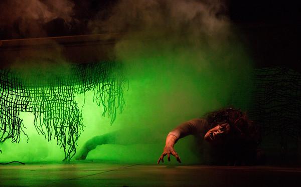 ECU Theater 'The Furies' 2013