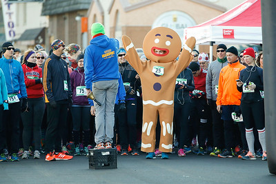 2016 Brainsport Gingerbread Run