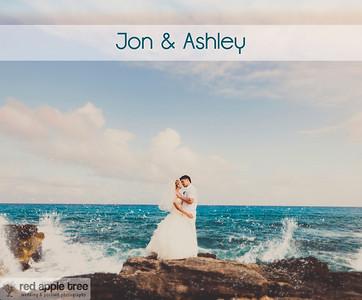 Jon+Ashley Wedding Album