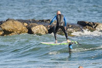 Jim Hardy Foiling Long Beach 10-1-21