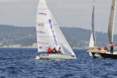 Whidbey Island Race Week 2008