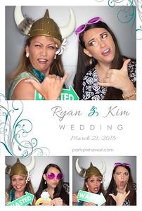Kimberly & Ryan's Wedding (Luxury Photo Pod)