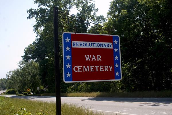 Revolutionary War Cemetery, Louisville GA