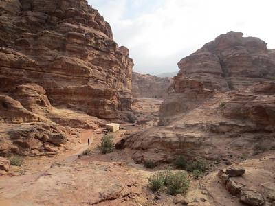 The Monastery - Petra Jordan (Dec 2012)