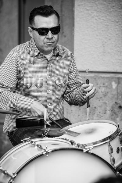 drummer German