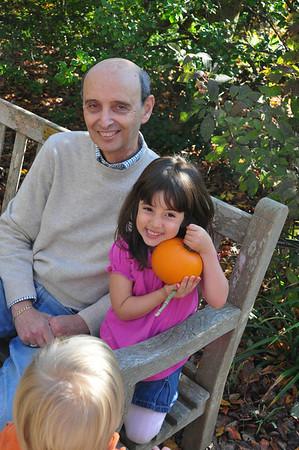 Papa's Clan on Bench