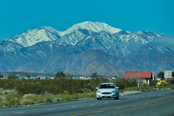 Drive From 29 Palms