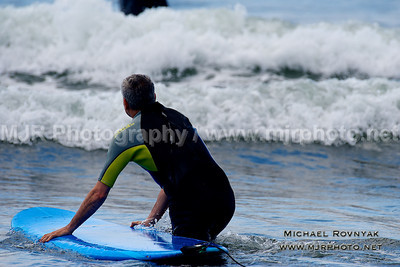 Surfing, Corey Lessons, The End, 07.28.13 Private #2