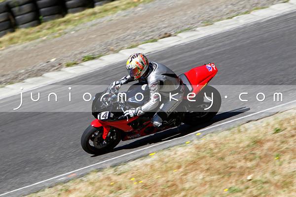 #14 - Black Red R6